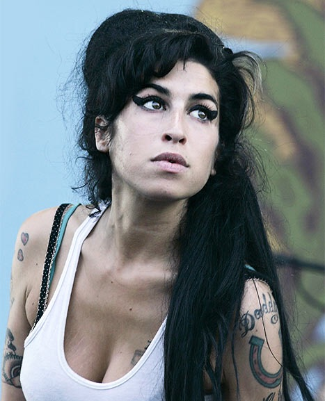 Amy Winehouse 7/2011